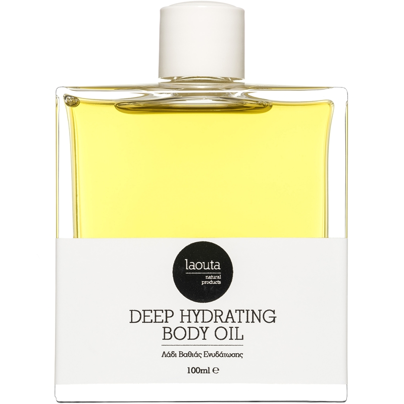 Deep Hydrating Hair and Body Oil, 100ml