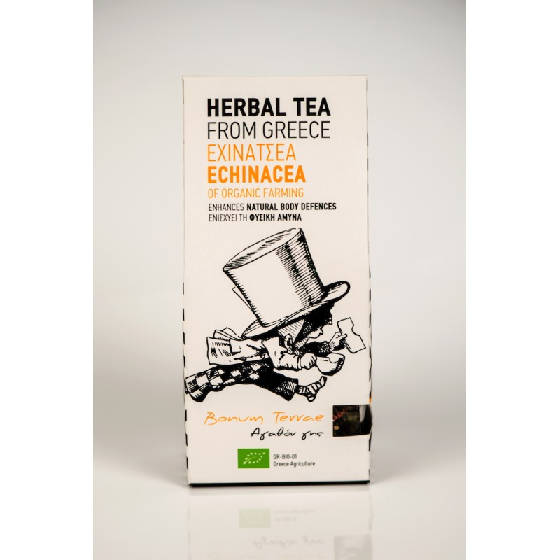 Echinachea Herbal Tea, 30g - Mystilli greek products