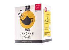 Chamomile in Tea bags, 10x1.5g - Mystilli greek products