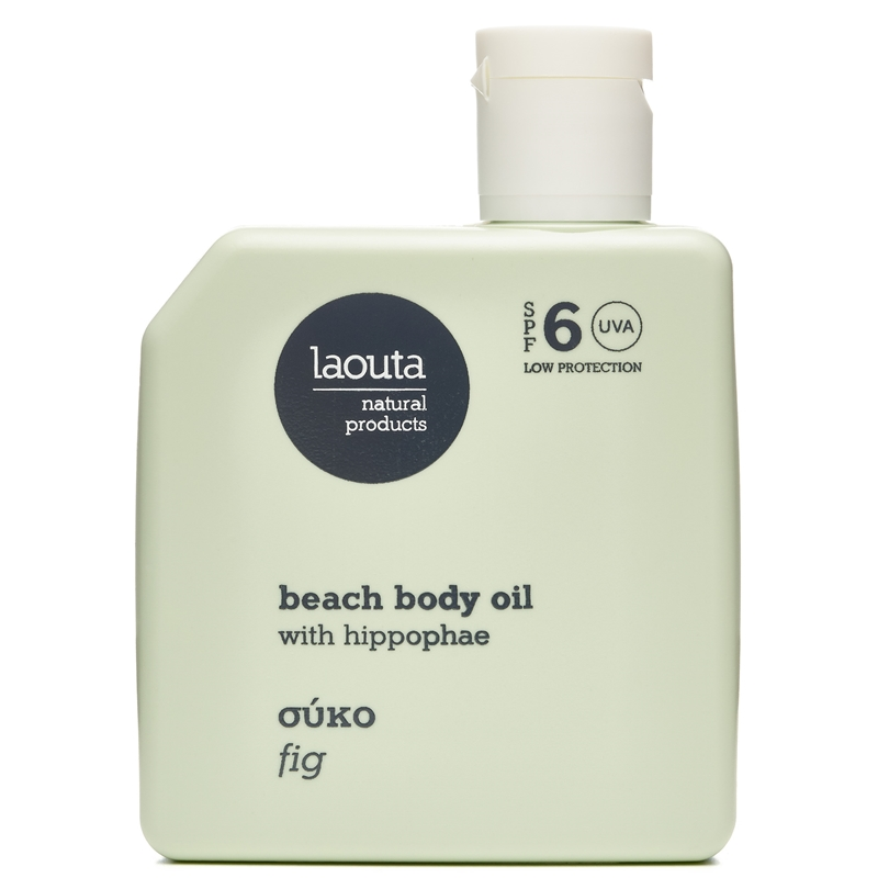 Fig Beach Body Oil with Hippophae, 100ml