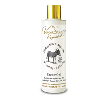 Shower Gel Donkey Milk and Argan Oil